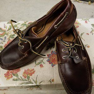 New ~ Timberland Men's 2-eye boat shoes - Size 10